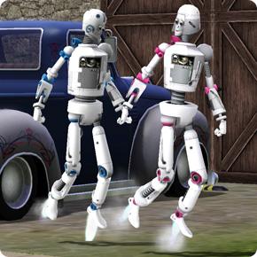 SimBoter – Fortbewegung mit Düsenantrieb