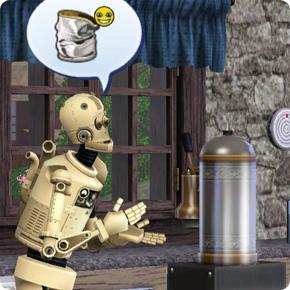 SimBot – Gespräch mit einer Kaffeemaschine