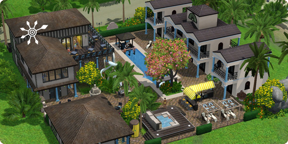 Sims 3 Inselparadies – Resort manangen