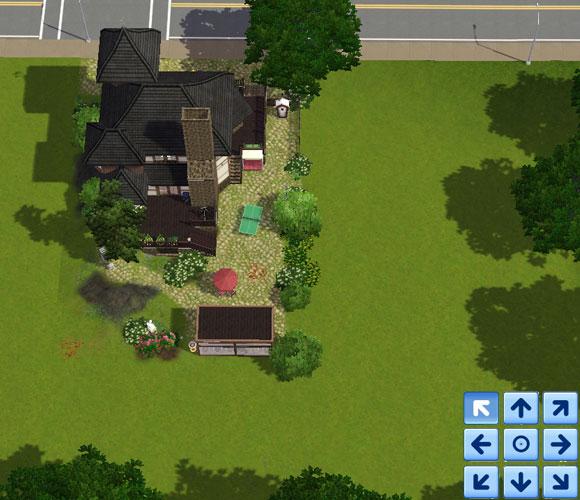Grundstücksposition 1