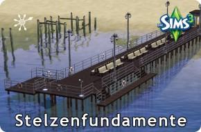 Sims 3 Stelzenfundamente