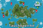 Die Sims 3 Tauchbezirke
