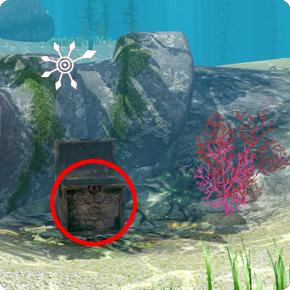 Tauchbezirk Davy Jones' Kiste – Schatzkiste Level 4