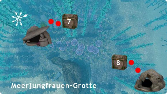 Tauchbezirk Meerjungfrauen-Grotte