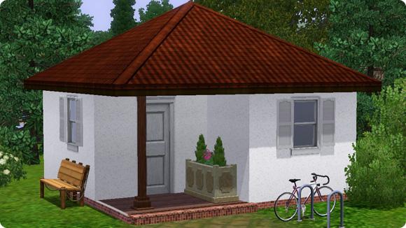 flache Fundamente für Häuser