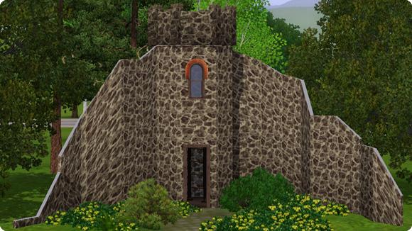 Realistischere Ruinen
