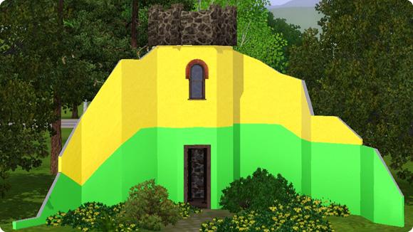 Realistischere Ruinen – Verdeutlichung der kleinen Abstände