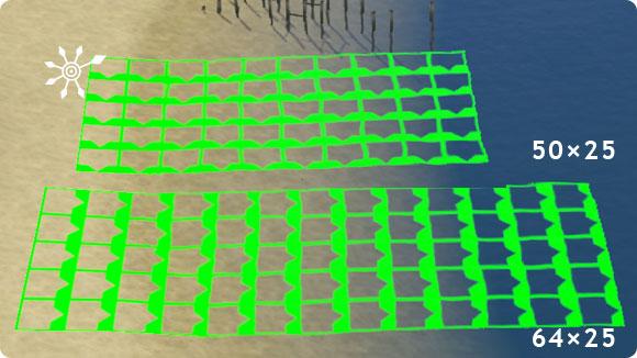 Die Sims 3 Hafen selber bauen – Grundstücksgrößen