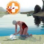 Die Sims Karriere Rettungsschwimmer – Geist wiederbeleben