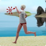 Die Sims Karriere Rettungsschwimmer-Lauf