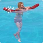 Die Sims Karriere Rettungsschwimmer – Schwimmnudel