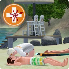 Sims 3 Wiederbelebung – Beatmen