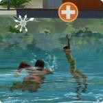 Die Sims Karriere Rettungsschwimmer – zu Hilfe schwimmen