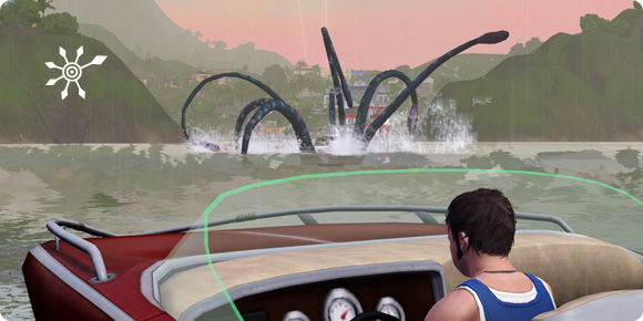 Die Sims 3 Inselparadies – Kraken loslassen!