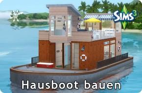 Sims 3 Hausboote selber bauen
