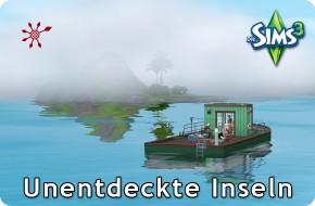 Die Sims 3 unentdeckte Inseln