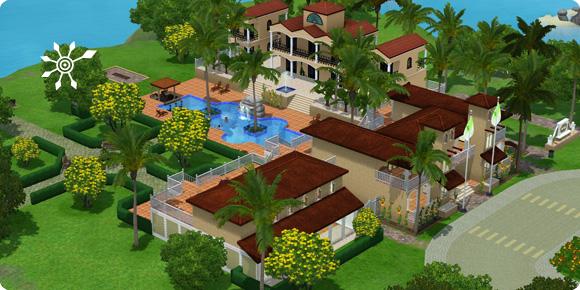 Resort La Costa Verde auf Isla Paradiso im Inselparadies