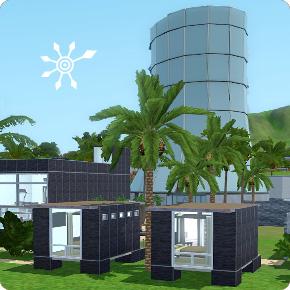 Standardzimmer oder Luxuszimmer im Resort