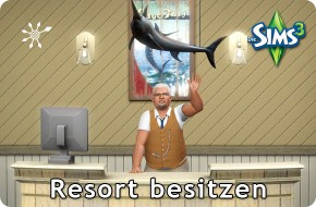 Sims 3 Resort besitzen