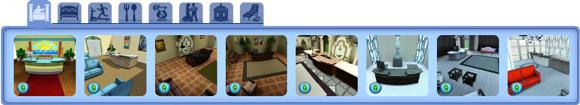 Sims 3 Resort aufwerten mit Entwürfen