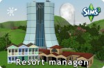 Sims 3 Resort managen