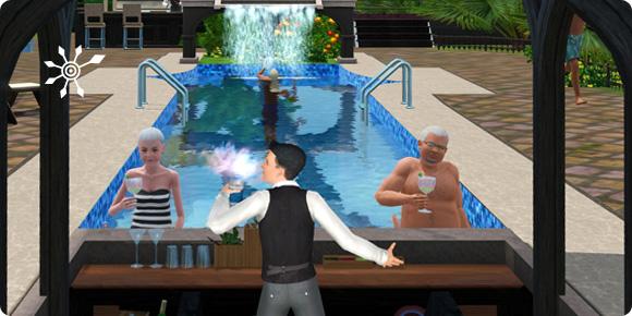 Resorts mit Poolbars