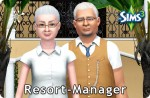 Die Sims 3 Resort-Manager