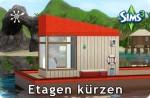 Die Sims 3 Tutorial Etagen absenken