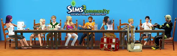 Sims3Community.de – Team