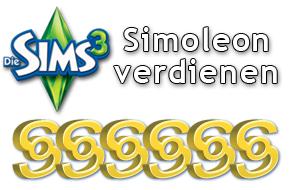 Die Sims 3 Simoleon verdienen