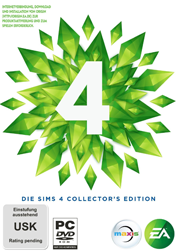 Die Sims 4 Collector's Edition