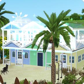 5-Sterne-Resort – Resortkomplex mit Aufwertung 2