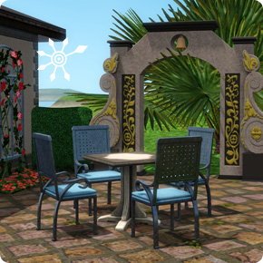Tutorial: Sims 3 Resort bauen – Attraktion Dominotisch