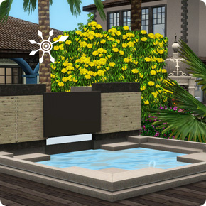 Tutorial: Sims 3 Resort bauen – Attraktion Whirlpool