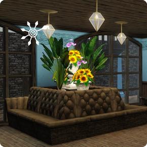 Tutorial: Sims 3 Resort bauen – Lobby mit Sitzgruppe