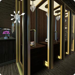 Tutorial: Sims 3 Resort bauen – Lobby mit Verkaufsvitrinen