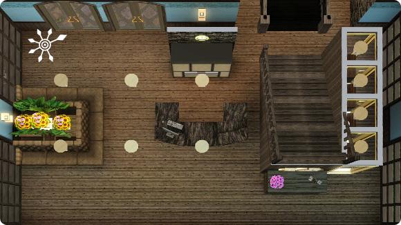 Tutorial: Sims 3 Resort bauen – Lobby mit Empfang