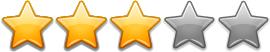 Sims 3 Resort – Bewertung: drei Sterne