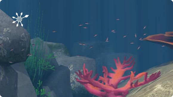 Nebelerzeuger mit unter Wasser Effekten