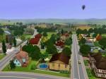 Blick Richtung ländliches Gebiet