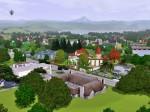 Blick von Snobhill auf die Altstadt