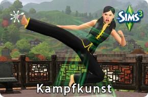 Die Sims 3 Fähigkeit Kampfkunst