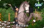 Die Sims 3 Fähigkeit Reiten
