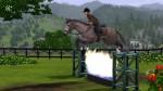 Die Sims 3 Hindernis für Springreiten – Pyrotechnisches Hindernis