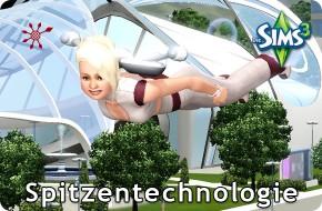 Die Sims 3 Spitzentechnologie
