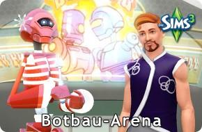 Die Sims 3 Karriere Botbau-Arena