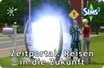 Die Sims 3 Zeitportal und Reisen in die Zukunft