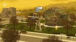 Dystopisches Oasis Landing – ZEPHIR-Haltestelle