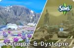 Die Sims 3 Eutopische Zukunft oder Dystopische Zukunft