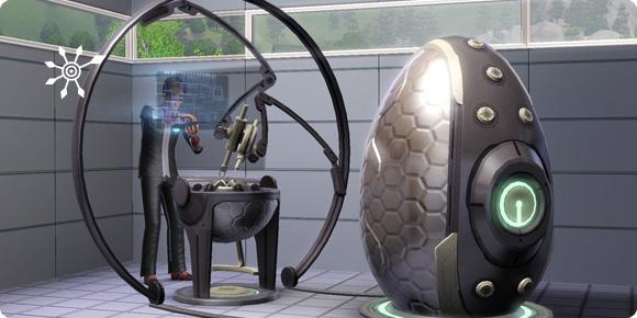 Hinterlassene Statue – Vorreiter der Technik – Bau des Empfindungsvermögens und des Plumbots